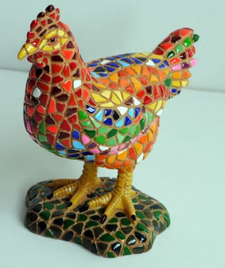 Barcino Designs Chicken 40921